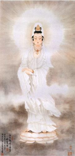 Lady Quan Yin, Chohan of the Pearlescent Ray - LIGHTGRID - Lichtnetz